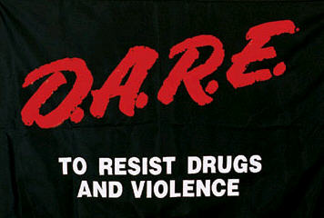 DARE program logo